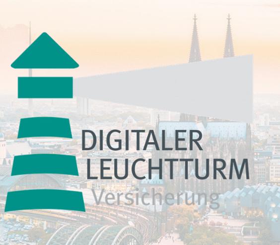 Logo SZ Digitaler Leuchtturm Versicherung