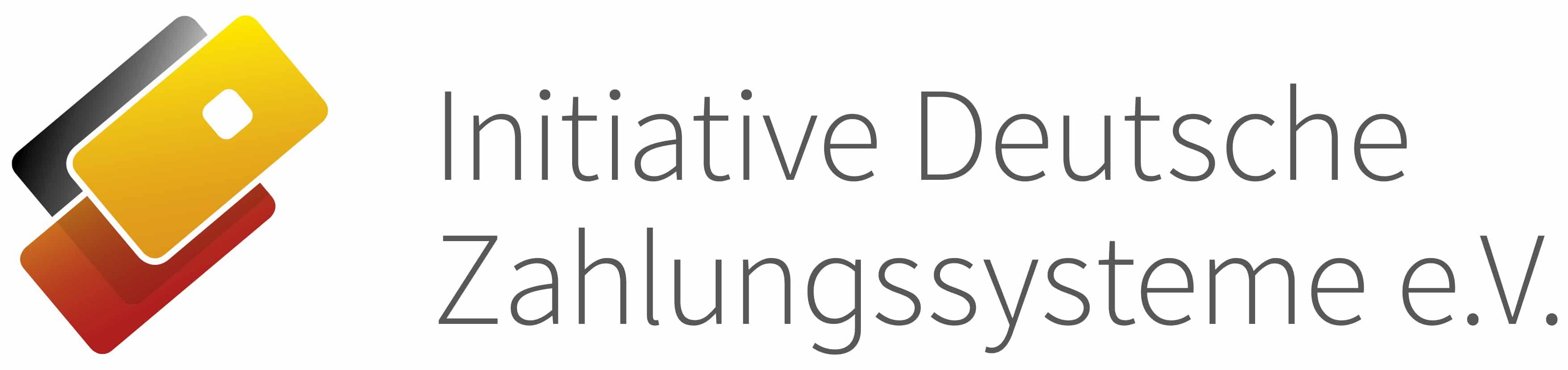 Logo der Initiative Deutsche Zahlungssysteme e.V.