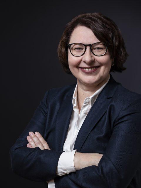 Mitarbeiterfoto von Birgit Ströhlein