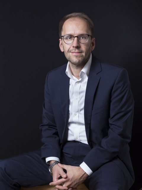 Stephan Duttenhöfer, Head of Sales and Innovation
